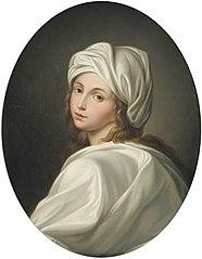 Portrait of Beatrice Cenci