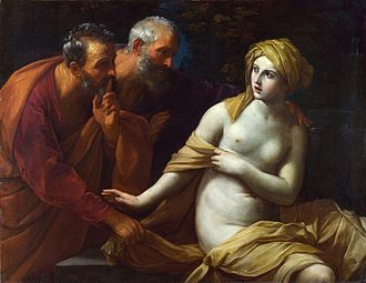 Book of Daniel - Susanna and the Elders by Guido Reni (1820–1825)