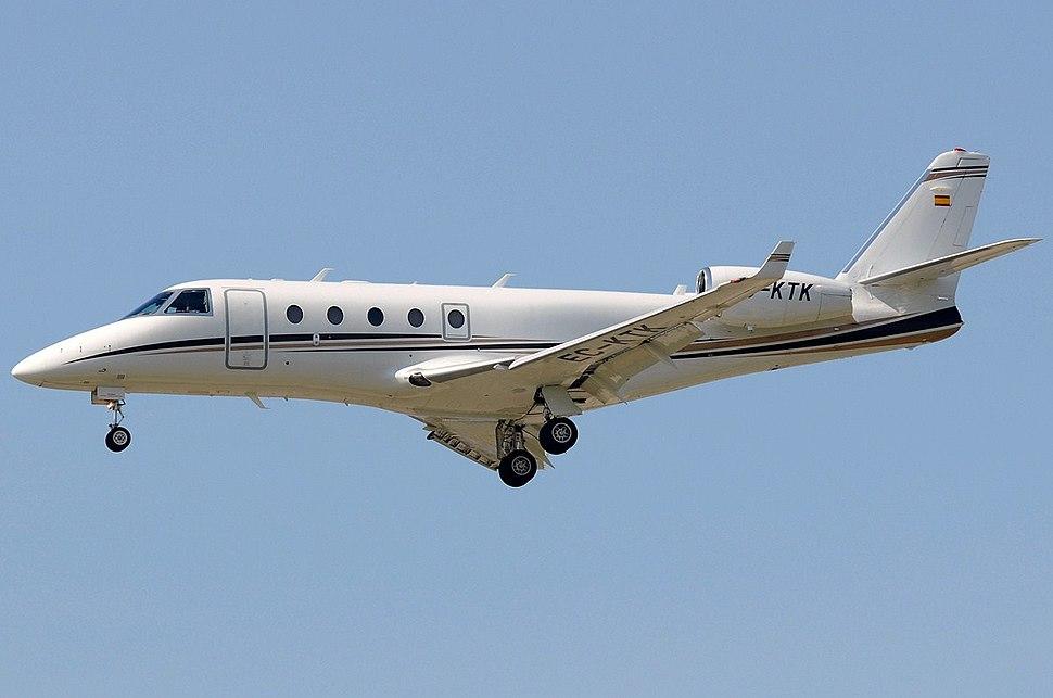 Gulfstream Aerospace G150 - JBM
