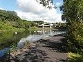 Gunknowe Loch , Tweedbank, Melrose, Scotland - panoramio.jpg