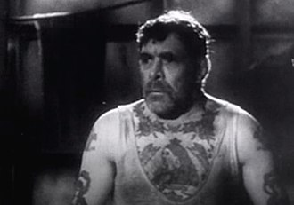 Gunner Moir - Mior in the 1936 Hammer Films production Phantom Ship