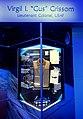 Gus Grissom memorial - Kennedy Space Center - Cape Canaveral, Florida - DSC02844.jpg