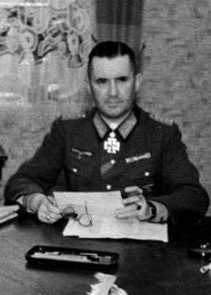 Gustav-Adolf von Zangen - Image: Gustav Adolf von Zangen