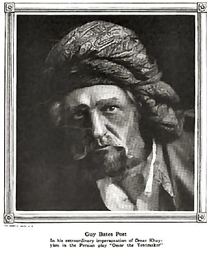 Guy Bates Post - as Omar Khayyám, c. 1914