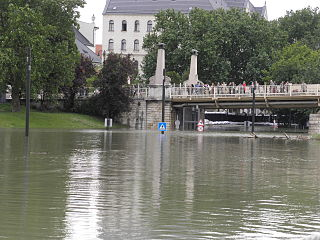 HU: Hochwasser in Ungarn