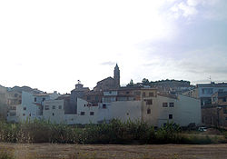 Skyline of Híjar