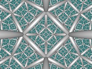 Order-5 cubic honeycomb - Image: H3 435 CC center