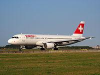 HB-JLP - A320 - Swiss