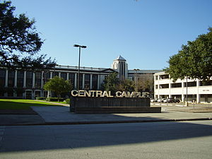 Houston Community College - HCCS Central Campus (Midtown)