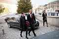 HKH Kronprinsessan Mary av Danmark anlander till Kreanord konferensen i Kopenhamn (1).jpg