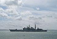 HMS Gloucester D96 BB