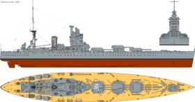 Image illustrative de l'article HMS Rodney (29)