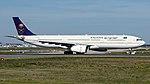 HZ-AQ18 Saudi Arabian A333 FRA (32746385657).jpg