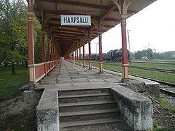 Ferrocarril de Haapsalu