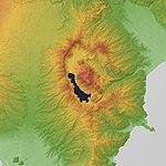 Hakone Volcano 3D 2013.jpg