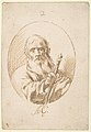 Half-length Figure of St Paul in an Oval. MET DP800118.jpg