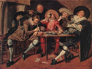 Merry Company in a Tavern