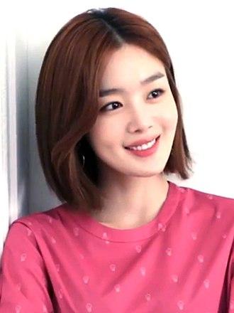 Han Sun-hwa - Han Sunhwa in 2017