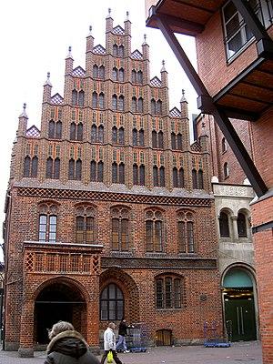 Hannover - Altstadt Altes Rathaus.jpg