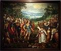 Hans rottenhammer e jan bruegel il vecchio, incontro tra david e abigaille, 01.jpg