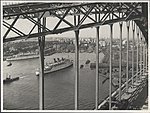 Harbour Bridge and Circular Quay, 1932 (8282712413).jpg