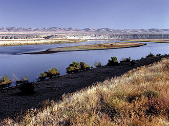 Hanford Reach National Monument - Image: Hare Hanford Reach