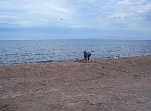 Harrington Beach State Park - Beach