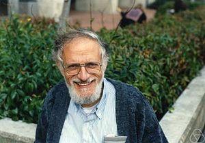 Hillel Furstenberg - Hillel Furstenberg in 1992