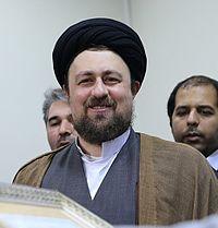 Hassan Khomeini in 2013.jpg