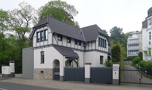 Haus Sack, Düsseldorf, Ernst-Poensgen-Allee 5 (2)