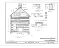 Hawthorne House, Catawba River, Clover, York County, SC HABS SC,46- ,2- (sheet 8 of 8).png