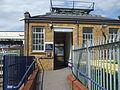 Hayes (Kent) station side entrance 2011.JPG