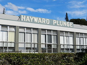 English: Hayward Plunge, Hayward, California