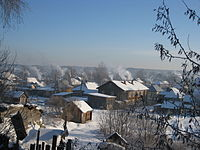 Heating houses with Russian ovens in Soligalich city.JPG