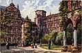 Heidelberg, Schloss- Hof. 610B-Heidelberg, Schloss- Hof. 610B (NBY 419083).jpg