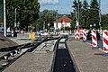 Heidelberg - Eppelheimer Strasse - Umbau der Gleistrasse - 2017-08-06 18-29-29.jpg