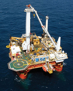 <i>Q4000</i> drilling vessel