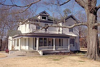 Piggott, Arkansas - Hemingway-Pfeiffer Museum