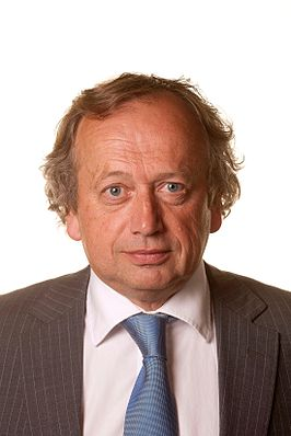 Henk Bleker in september 2010