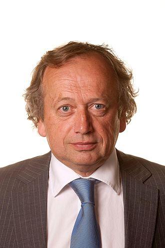 Henk Bleker - Image: Henk bleker portret