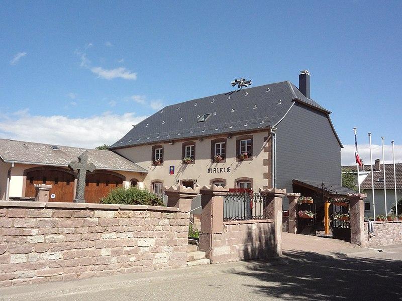 Henridorff (Moselle) mairie
