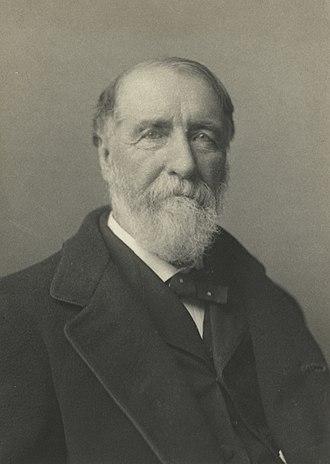 Henry Chadwick (writer) - Image: Henry Chadwick (NYPL b 13537024 56451) (cropped)