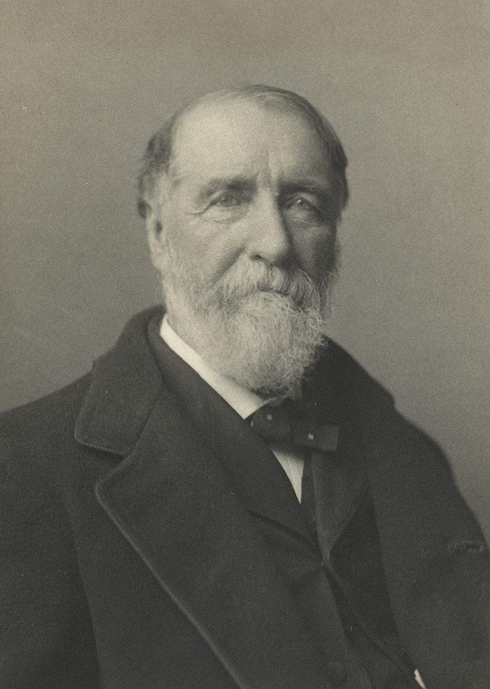 Henry Chadwick (NYPL b13537024-56451) (cropped)