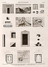 Heptanomide. 1. Plan de Cusae (El-Qusiya); 2-6. Antiquités de Meylâouy et des environs; 7-10. Deyr au nord d'Antinoé; 11-13. Deyr Abou-Fâneh; 14-20. Plan et détails de Tehné (El-Tahahneh); (NYPL b14212718-1268162).jpg