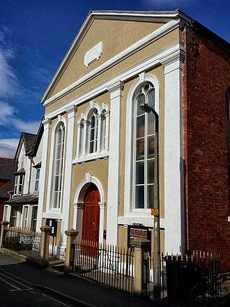 Oswestry - Hermon Chapel