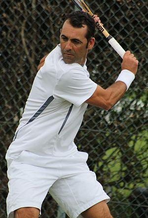 Óscar Hernández (tennis) - Image: Hernandez WMQ14 (6) (14626996863)