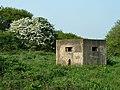 Hexagonal pillbox, Ingrebourne valley - geograph.org.uk - 2375913.jpg