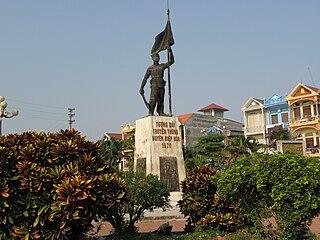 Hiệp Hòa District District in Bắc Giang, Vietnam