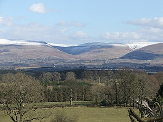 Teesdale - High Cup Nick