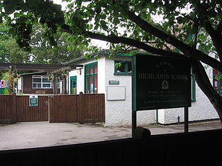 The Highlands School, Reading